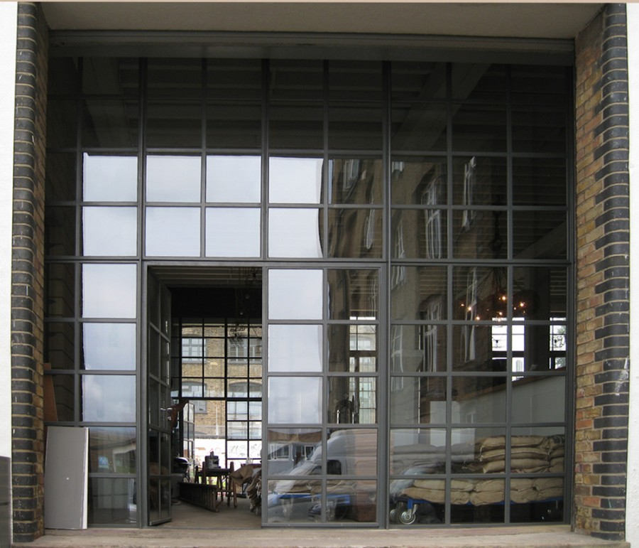 The beautiful new Queens Yard premises of Create Brewery.