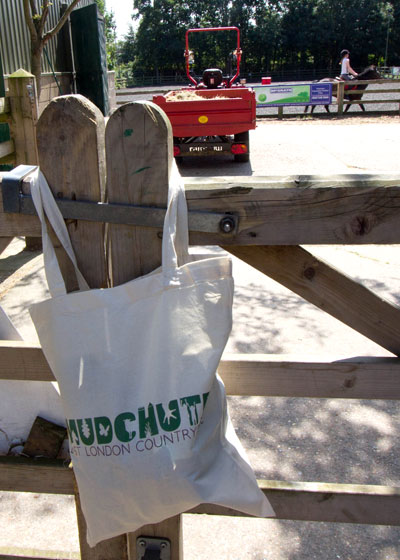 Mudchute Cotton Tote Bag