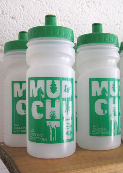 Mudchute Water Bottle